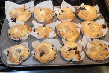 Fresh bake muffins