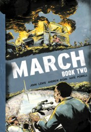 March: Book Two by Andrew Aydin and John Lewis