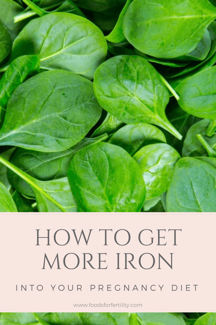 How To Get More Iron Rich Foods