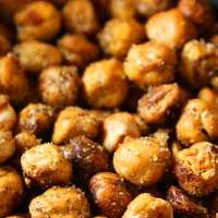 Chickpeas--the New Popcorn