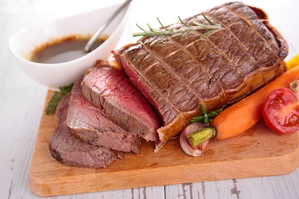 Can You Freeze Roast Beef? - The Best Way - Foods Guy