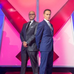 The Chairman Iron Chef Personalised Makeup Chair Showdown Alton Brown And