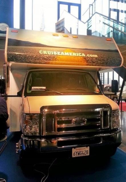 Cruise America Wohnmobil Urlaub