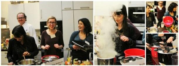Risotto kochen mit Kuhn Rikon und dem Hotpan