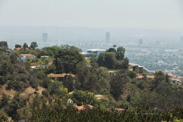 So weit das Auge reicht. Los Angeles