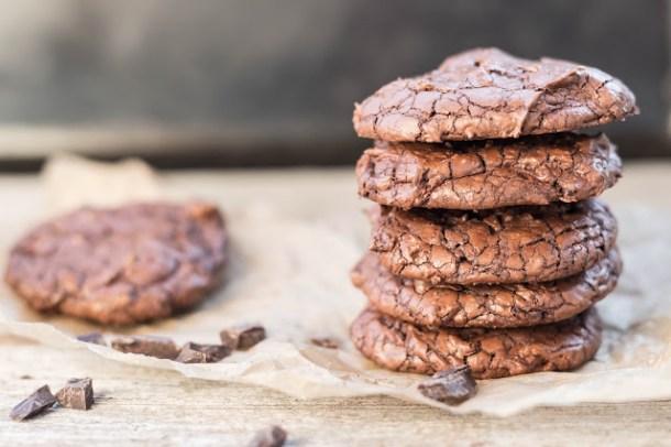 I Love NY - Chocolate Cookies