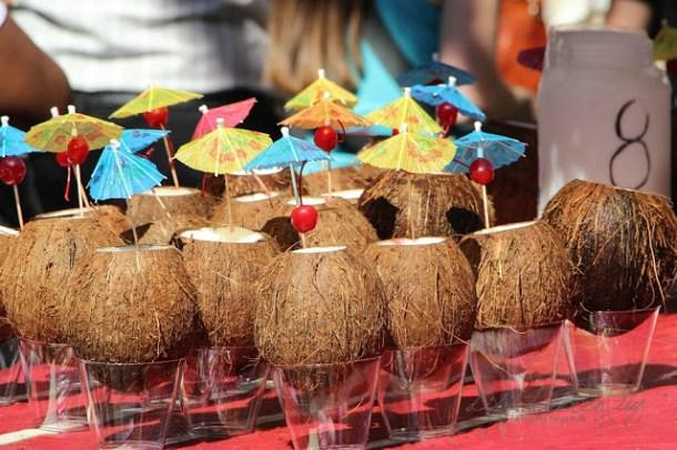 Das Leben ist zu kurz für Drinks ohne Schirmchen. Margaritha