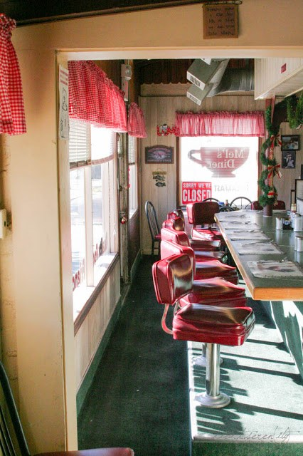 Mel's Diner Barstow Nevada USA