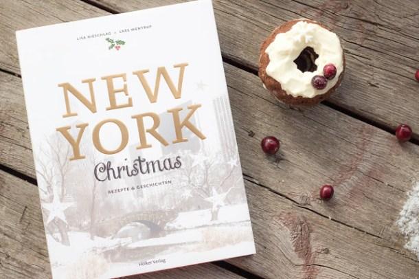 New York Christmas - Rezepte und Geschichten