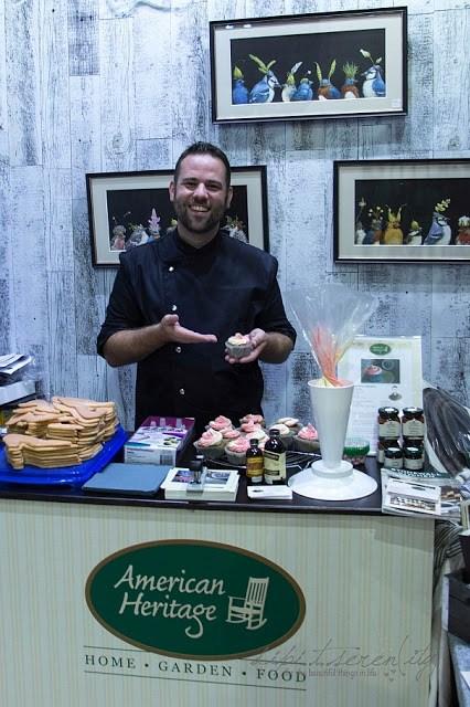 American Heritage mit dem Kuchenbäcker