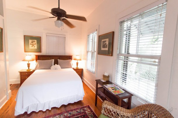 Key West Bed and Breakfast, Key West - Blogger auf Reisen