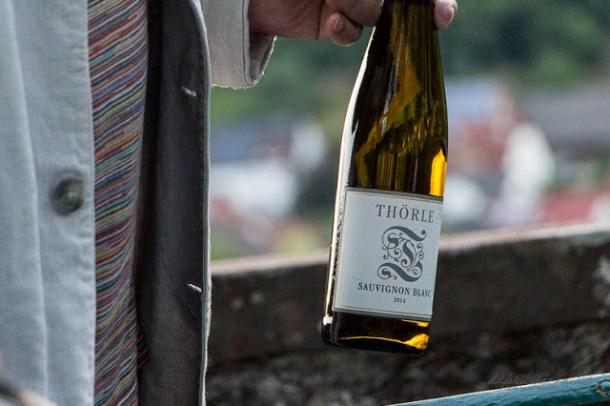 2014er Sauvignon Blanc Qualitätswein trocken