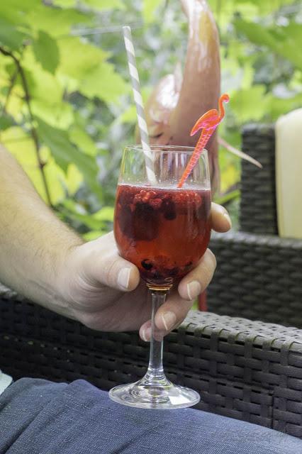 Grenache Rosé Sommercocktail