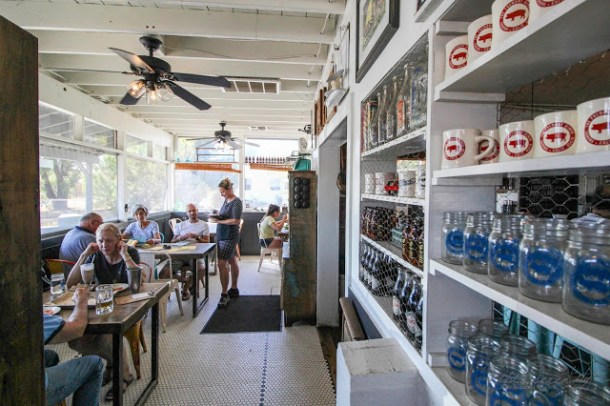 """Insta-Find"": The Fremont Diner in Sonoma, Kalifornien - foodsister in travel mode"