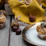 Herbstliche Pumpkin Cheesecake Muffins