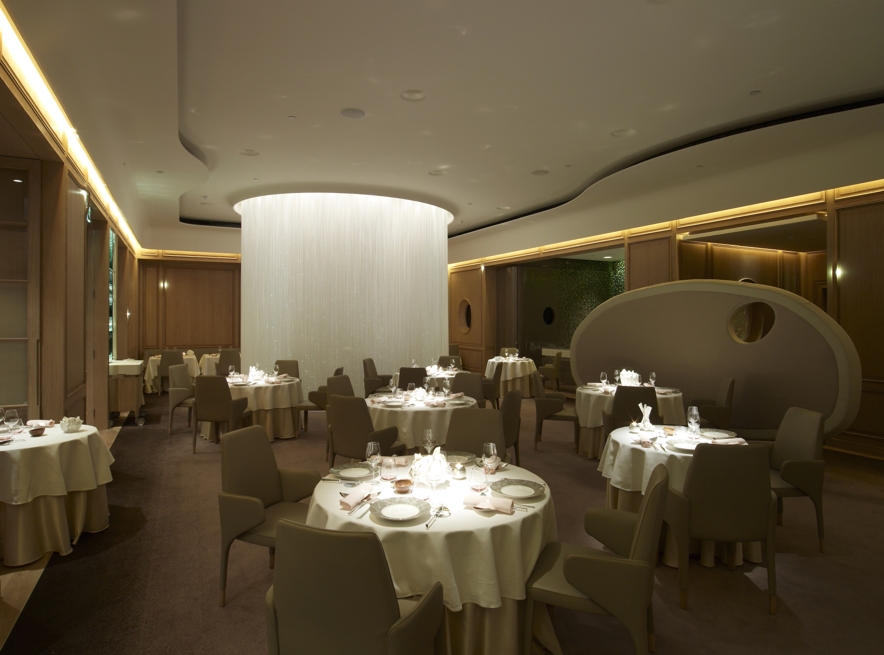 Alain Ducasse at the Dorchester London  Food Snob