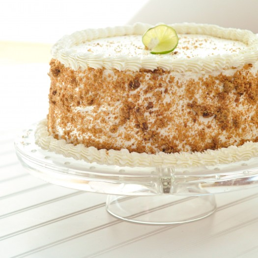 Key Lime Layered Angel Food Cake Foods Of Our Lives