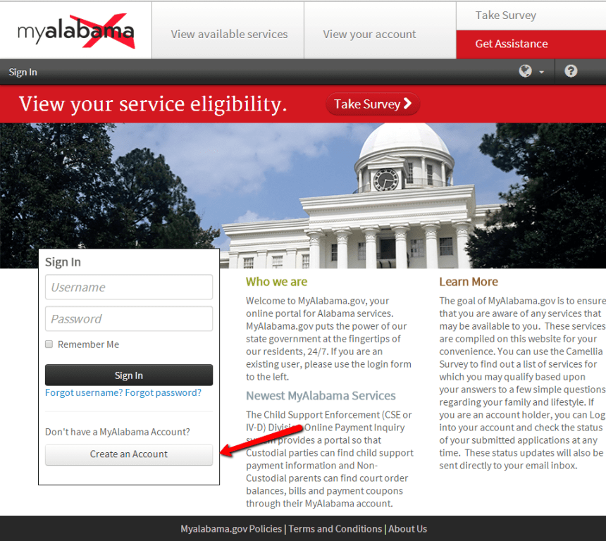 How to Apply for Food Stamps in Alabama Online
