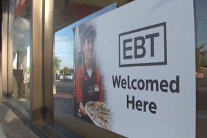 """Fast Food Restaurants that accept EBT"""
