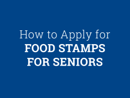 """Food Stamps for Seniors Resource Page"""