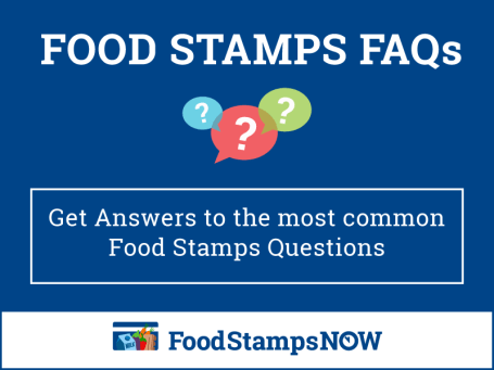 """Food Stamps Questions and Answers"""