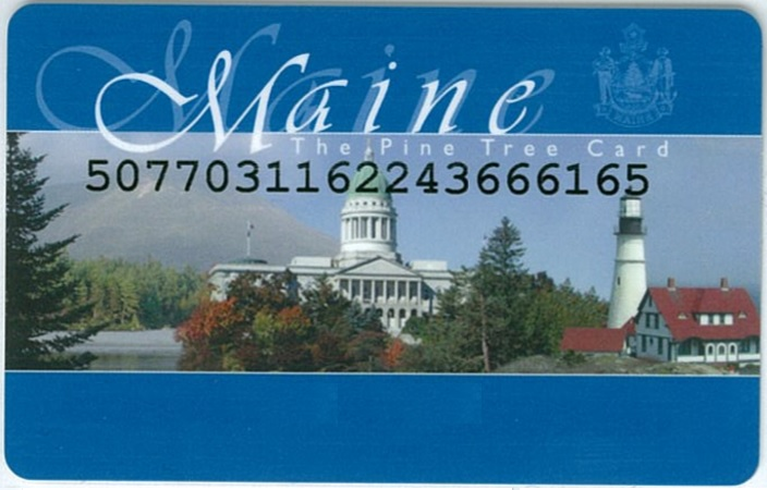 Maine EBT Card