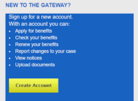 """How to Create Gateway.ga.gov Account"""