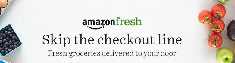 """What is Amazon Fresh?"""