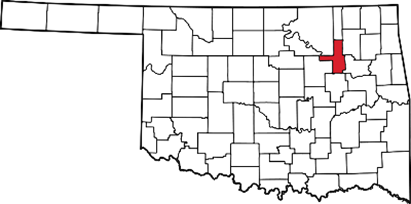 Tulsa County Oklahoma DHS Office