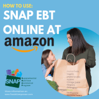 HOW TO USE SNAP EBT ON AMAZON