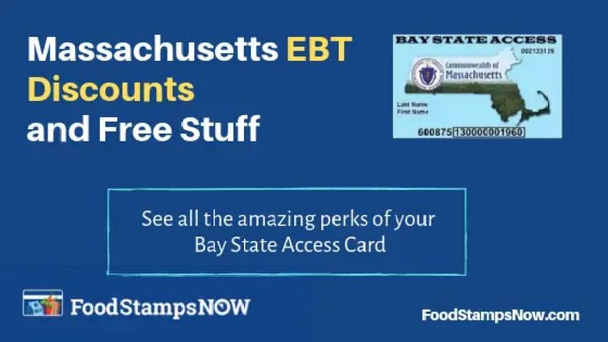 """""""Massachusetts EBT Discounts"""""""