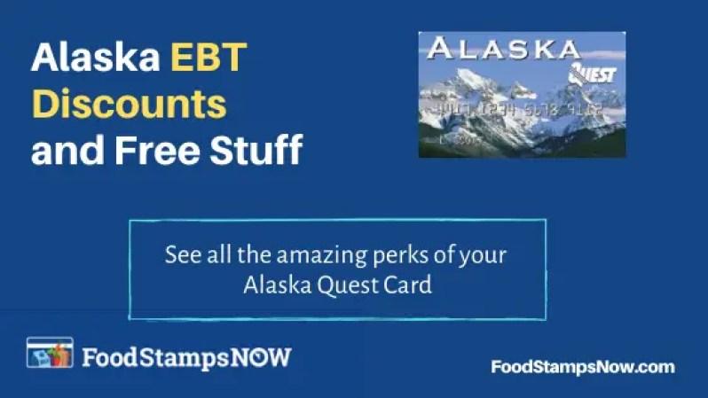 """Alaska EBT Discounts and Perks"""