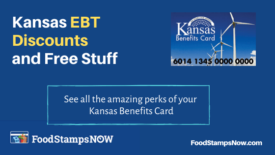 """Kansas EBT Discounts and Perks"""