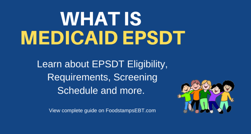"""""""Medicaid EPSDT Requirements and Coverage"""""""