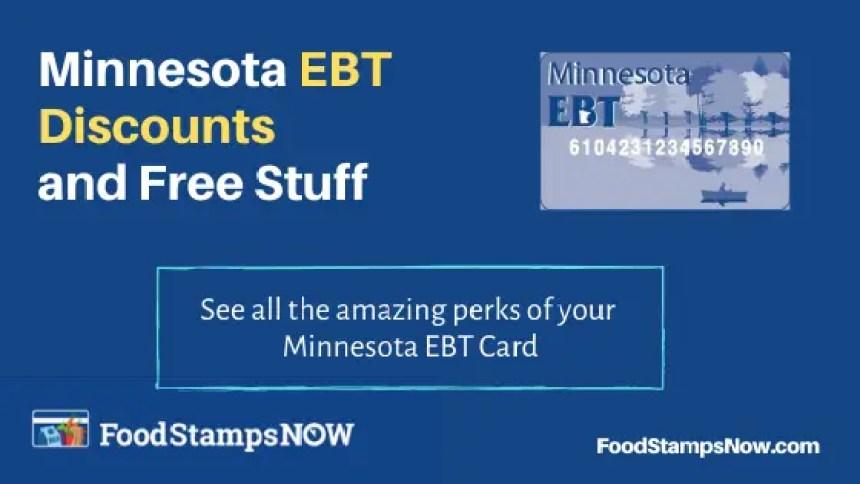 """Minnesota EBT Discounts and Perks"""
