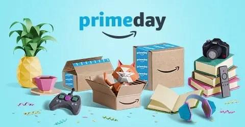"""Amazon Prime Day Student Discount"""