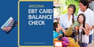 """Check the balance on your Arizona Quest Card Balance"""