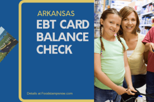 """Arkansas EBT Card Balance Check"""