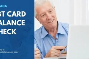 Nevada EBT Card Balance Check