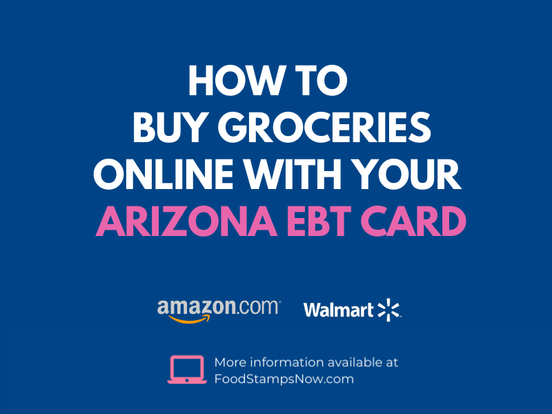 """Buy Groceries Online with Arizona EBT"""