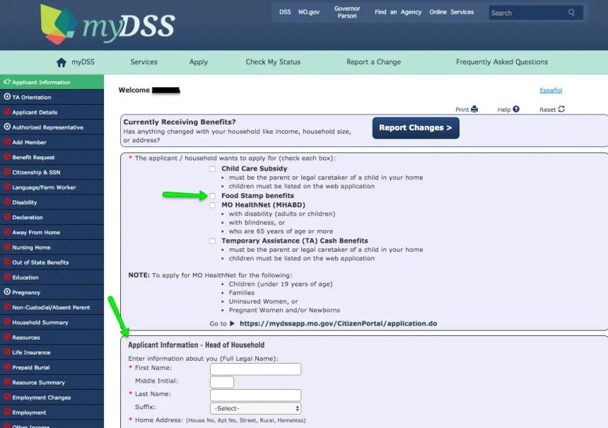 """How to Create Mydss Missouri Account - Success"""