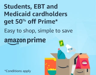 Amazon EBT Discount