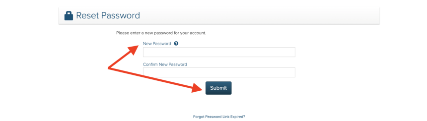 Create new My DHR Maryland Password