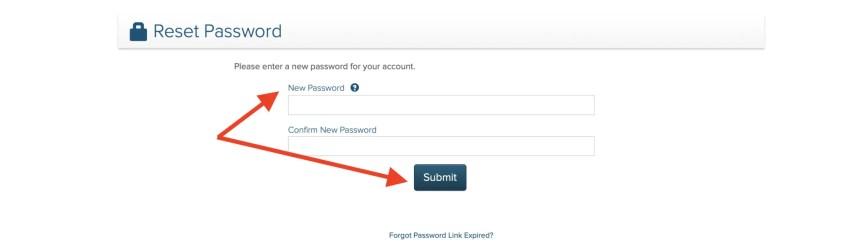 Create new My DHR Maryland Password