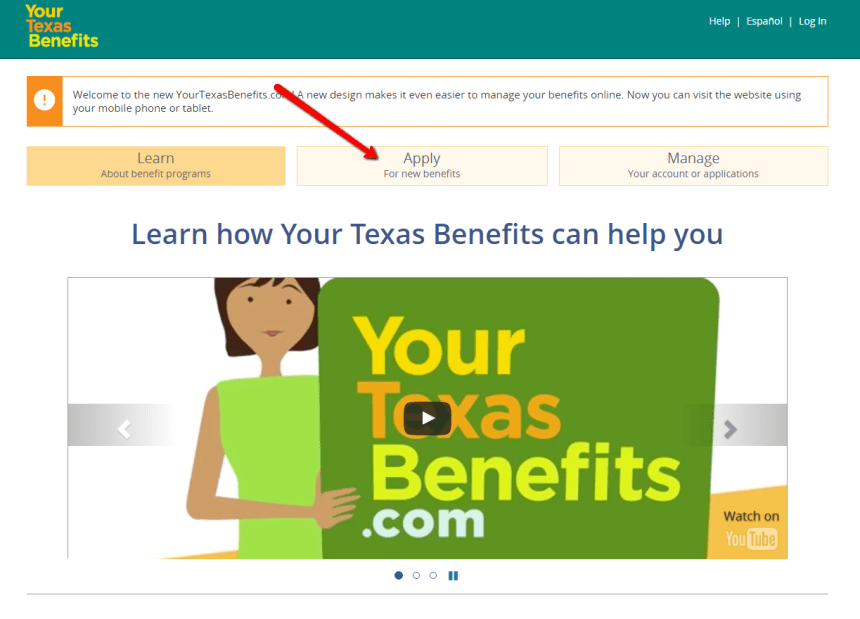 How to Apply for Food Stamps Texas Online