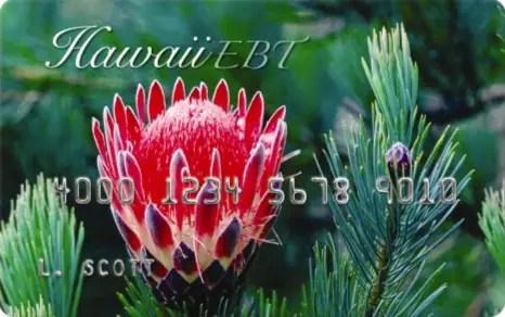 Hawaii EBT Card