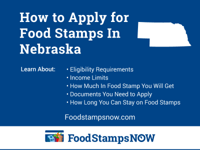 """""""How to Apply for Food Stamps in Nebraska Online"""""""