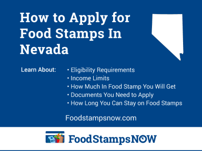 """""""How to Apply for Food Stamps in Nevada Online"""""""