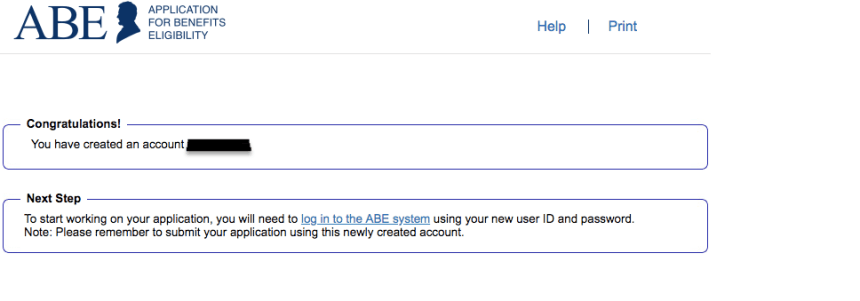 """ABE Illinois create an account"""