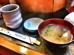 Sopa miso